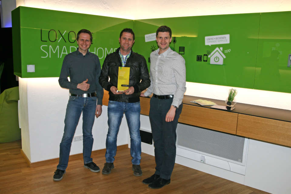 Loxone Gold Partner